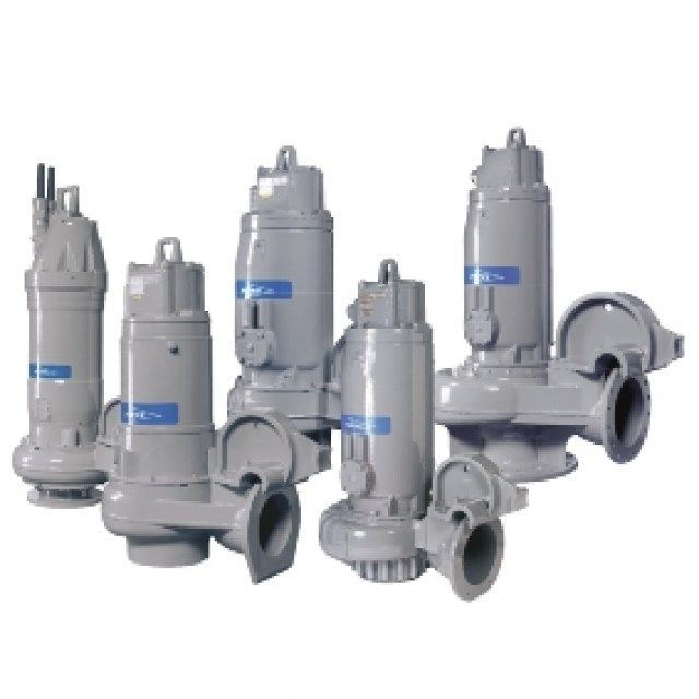 Flygt - Submersible Pump - Used for Wastewater application